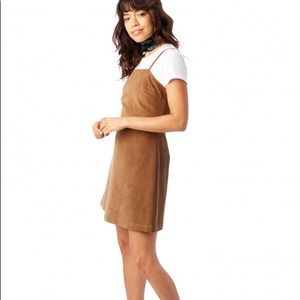 Corduroy dress from alternative apparel